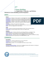 Green Code Summary - Portland
