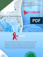 Sida y Cirugía