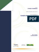 DEA 03-14 NT Cenario Macroeconomico (14012014)