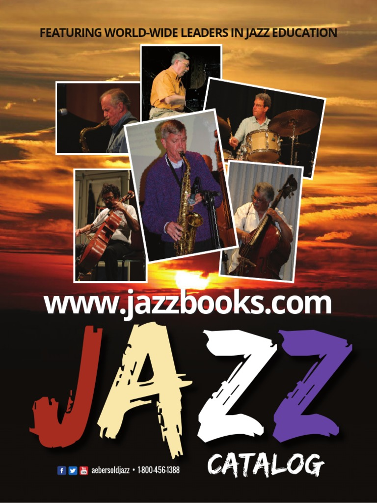 Catalog 2015   Jazz   Blues 897496fd85f