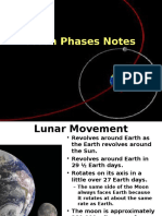 moon phases ppt notes  1