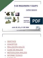 294381673-Valuacion-de-Maquinaria-y-Equipo.ppt