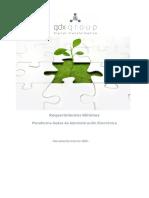 Requerimientos e-Administración GDX
