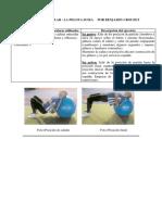 Refuerzo muscular. La pelota suiza.pdf