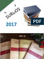 Livros Surdos - Libras 2017.PDF