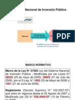 Snip Ucp Normatividad