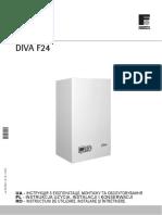 Manual Centrala conventionala cu tiraj fortat Diva.pdf