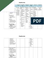 Competencias Fundamentales Planificacion