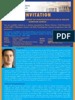 WBS SMI Invitation Gastrow