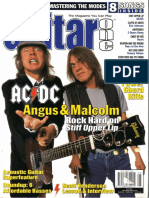 06 - Guitar One June 2000