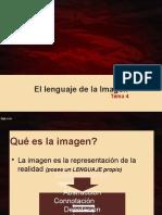 Tema 4 Lenguaje de La Imagen