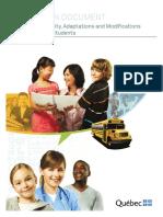 precisions flexibilite pedagogique en