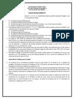Guia de Ejercicos de Distribución de Muestreo