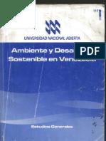 (117) TEXTO UNA Ambiente y desarrollo sostenible en Venezuela - .pdf .pdf