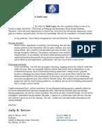 Reference Letter- Dr. Beisser