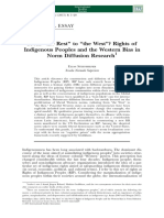 Steinhilper 2015 International Studies Review