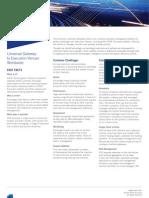 Common Customer Gateway Product Sheet