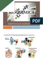 Aula Substancias Inorganicas