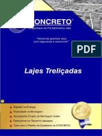 Folder Lajes Trelicadas