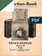 RE FLEX-KO R E LLE Chrom III