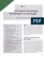 Bab 5. Respons Tubuh Terhadap Tantangan Imunologik