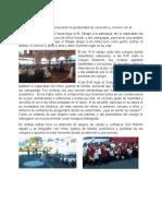 Cronica Visita Obispo Catequesis