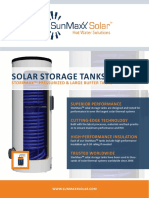 Brochure Stormaxx Solar Storage Tanks