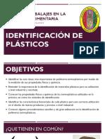 Fundamentos Para Practica N_ 03 Identificacion de Plásticos