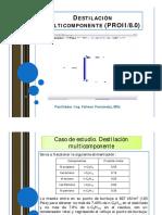 Clase II  Multicomponente