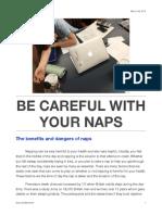 pdf multi genre project naps draft 1