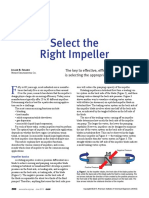 Selecting Right Impeller