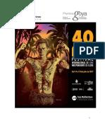 40 Festival Internacional de Cine Independiente de Elche. Preguntas Frecuentes. Enviar Vídeo