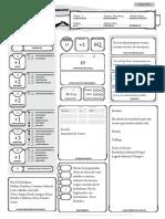 D_D 5 - Ficha Alternativa - Druida - Tiefling - Eremita - Descoberta