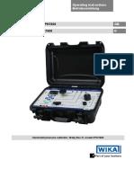 Wika Cph7600 Manual