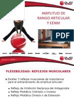 Flexibilidad y EENM