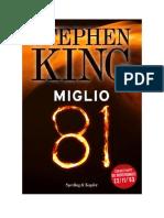 Scaricare Miglio 81 Di Stephen King Gratuito