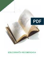 BIBLIOGRAF+ìA RECOMENDADA