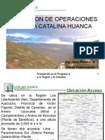 Ampliacion Catalina Huanca