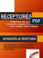 RECEPTORES GRUPAL