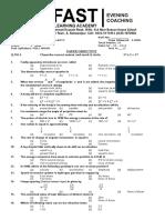 Ist Year FLP 2 Physics Complete