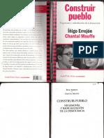 Errejón, Íñigo y Mouffe, Chantal - Construir pueblo.pdf
