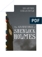 Scaricare the Adventures of Sherlock Holmes Di Arthur Conan Doyle Gratuito