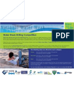 Waterweek Writing Competition