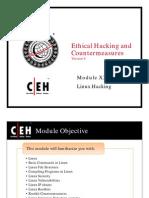 CEH Module 22