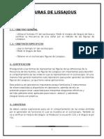 Figuras de Lissajous-Informe de Laboratorio