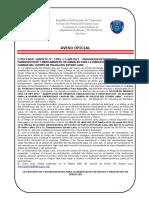 AVISO OFICIAL  MEDICAMENTO 2017.pdf