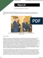 Ex Procurador Del Tesoro Sobre Correo Argentino