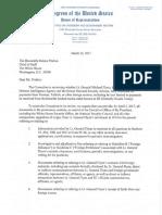 Chaffetz Cummings Letter to Priebus on Flynn
