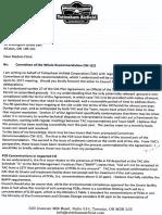 TAC Response Page 1