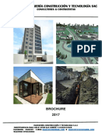 Brochure de La Empresa